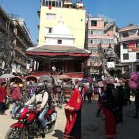 息子が撮ってきたネパール