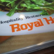 今日のランチ ロイヤルホスト - Royal Host -