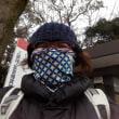 京都は寒い