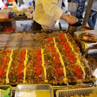 鷺宮咲前神社の春祭「一の市」