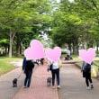 楽しい♪楽しい♪放課後散歩♪