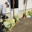祇園祭を前に町内美化清掃