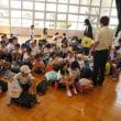 授業参観日&校内マラソン大会&引き渡し訓練