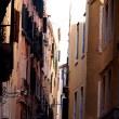ヴェネツィアの路地裏