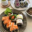 巻き寿司レッスン♪
