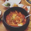 韓国料理テナムにてランチ