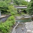 まち歩き左0855  京都一周トレイル 北山東部コース 賀茂川 山幸橋 近く
