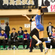 2017/18Vチャレンジリーグ PFUブルーキャッツ 宇田 沙織選手