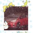 雪は困るんだってば( ´Д`)y━・~~