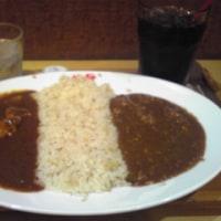 Tokyo Roux 『カレーとルーの専門店』で華麗を食す。