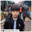 seunghun08_mom. さんインスタグラム