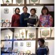 今日も川越平蔵さんでの個展2日目が楽しく終了致しました❤️