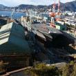 瀬戸内の旅(1):呉海軍工廠跡