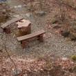 1615  第1作目のへぼ木工、オシャカになる前にお披露目