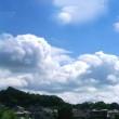 今日の午前中の空模様