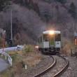 磐越東線のキハ110系 (2019_03_21)