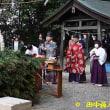 中・小北稲荷神社の厄除け祈願の初午祭