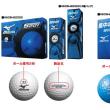 ミズノ「クロスエイトS201(ゴルフボール)」割れの不具合が発生/交換