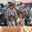祭礼2ウイーク 「ふるまい酒」 無事に!