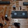 DAC IC TDA1541A-S1(Single Crown)と同時にSAA7220Pも/A→/Bに換装が必要。