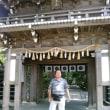 本日は胎内廻りて有名な高野山真言宗那谷寺(なたでら)へ。境内にある若宮白山神社ともW大吉。