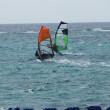 沖縄ムーンビーチ3日目 今日もいい風でした。5から6.0