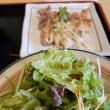 野菜たっぷり健康的なお昼定食を定期的に食べてます