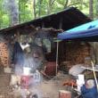 窯焚き中盤