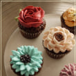 11月のカップケーキデザイン