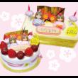 「ひな祭りケーキ」ご予約開始です!
