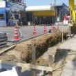 道路工事完成6月初旬予定だそうです!