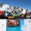 ミュンヘンからオーストリアSki Weltへスキー