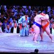 9/21 逸ノ城 227kg vs 魁聖 207kg