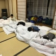 3年生  比叡山学舎1日目⑧夜の学習(振り返り)