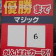 ナゴド中日対広島 5-9 優勝M6