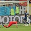 未明のWカップサッカーのテレビ観戦。  日本8強ならず、先制もベルギーに逆転負け