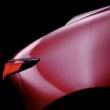 【マツダ】次期「アクセラ」と思われる新型車を11月に発表すると予告!