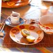 イタリア・マントヴァのゲストハウスの朝食 Part.2