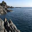 五島のクロ釣り