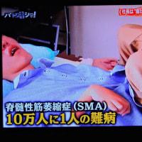 11/12 SMA 骨髄性筋萎縮症 佐藤社長 バンキシャ