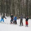スキー教室をしました