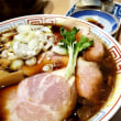 サバ寿司とラーメン