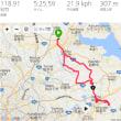 成田ツーリング 成田山 成田空港 ロードバイク