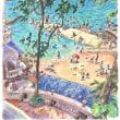 ブンタウ、ランズンホテルのプライベートビーチ