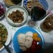 🎵 外食の多いさくらの、 おウチご飯はいと粗末なりけり