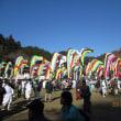 日本 2017年12月 福島県二本松市 「幡祭り」