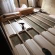 DIYで和室(六畳間)のフローリング化