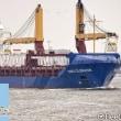 トルコ貨物船が英国海峡で故障