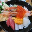 雪の秋田「きりたんぽ鍋」&岩手「わんこそば」を食べるぞ!旅行 その1 男鹿海鮮市場