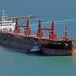 バルクキャリアーで積荷貨物から出火  オークランド、NZ